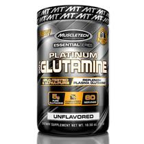 Platinum 100% Glutamina (300g) Muscletech -