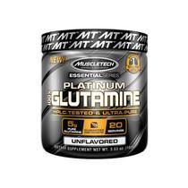 PLATINUM 100 GLUTAMINA MUSCLETECH 100g -