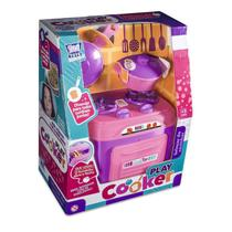Play Cooker fogao - 7817 - Zuca Toys