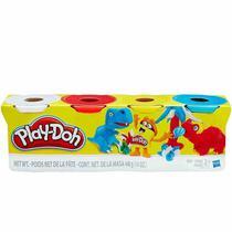 Play Doh 4 Potes Sortidos Hasbro -