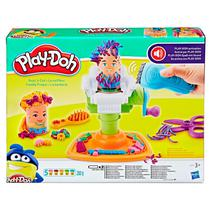 Play Doh Barbearia Divertida E2930 - Hasbro