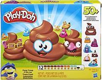 Play-Doh - Caquinhas Divertidas - Hasbro -