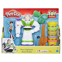 Play Doh  Disney - Toy Story 4 - Buzz Lightyear e Woody - Hasbro -