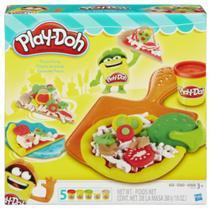 Play Doh Festa Da Pizza - Hasbro
