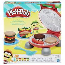 Play doh festa do hamburguer b5521 - Hasbro