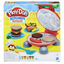Play doh festa do hamburguer - Play-Doh