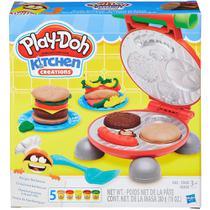 Play-Doh HASBRO Festa de Hamburguer - 309718 -