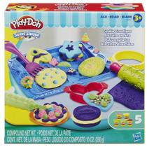 Play Doh Kitchen Biscoitos Divertidos B0307 - Hasbro