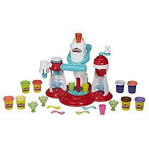 Play Doh Kitchen Super Máquina de Sorvete E1935 Hasbro - Habro