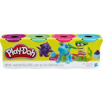 Play Doh Massa Pote Com 4 C0396/B5517 - Hasbro -