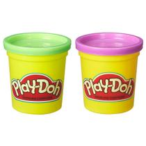 Play Doh Massinha 2 Potes - Hasbro - Play-doh
