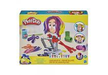 Play Doh Massinha Cabelo Maluco Original Hasbro -