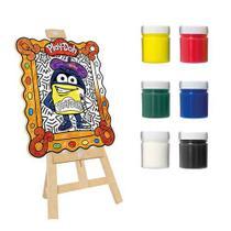 Play DOH Meu Pequeno Artista FUN 8005-9 -