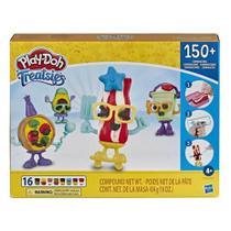 Play Doh Pack c/ 4 Mini Lanches Sortidos E9727 - Hasbro -