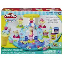 Play DOH Sorveteria Divertida B0306 10601 - Hasbro