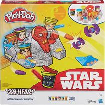 Play Doh Star Wars Millenium Falcon B0002 - Hasbro
