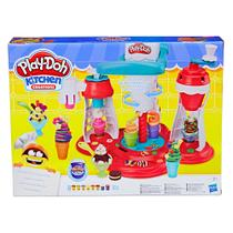 Play Doh Supermaquina de Sorvete - Hasbro - Play-doh