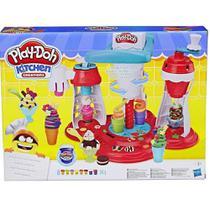 Play-doh Supermáquina de Sorvetes E1935 Hasbro -