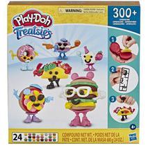 Play DOH Treatsies KIT Mini Lanches Hasbro E9724 15547 -