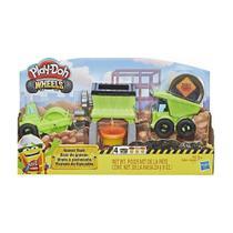 Play Doh Wheels Terreno De Cascalho - Hasbro E4293 - Play-Doh -