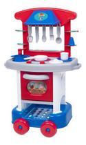 Play Time Cozinha Azul - Cotiplas 2421 - Cotiplás