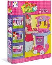 Play Time Cozinha, Cotiplás, Rosa -