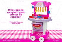Play time cozinha da cotiplas - Cotiplás