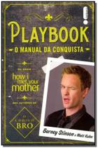 Playbook - o manual da conquista - (Da série How i met your mother)