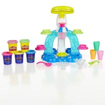 PlayDoh Conjunto Sorveteria Divertida - Hasbro - Play-doh