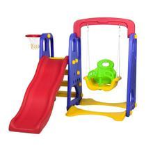 Playground Infantil 3x1 - Importway