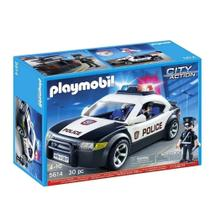 Playmobil 5673 City Action Carro de Policia - Sunny 1047 -
