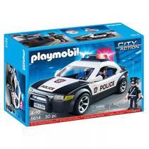 Playmobil - City Action - Carro De Polícia - 5614 - Sunny -