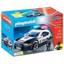 Playmobil City Action Carro De Polícia 5673 - Sunny
