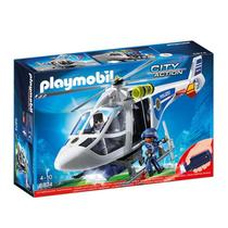 Playmobil Helicóptero de Polícia - Sunny -
