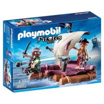 Playmobil - Jangada Dos Piratas - Sunny -