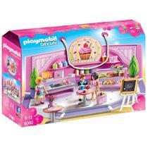 Playmobil - Loja de Cupcake - 9080 - Sunny -