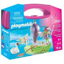 Playmobil - Maleta Fada com Barquinho 9105 -