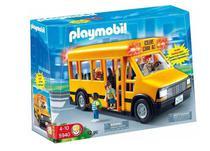 Playmobil Ônibus Escolar - Sunny Brinquedos -