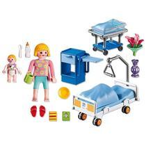 Playmobil Quarto Maternidade - Sunny -