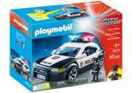 Playmobil Viatura de Policia 5673 -