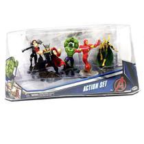 Playset Bonecos Marvel Avengers Thor Domo  Sunny -