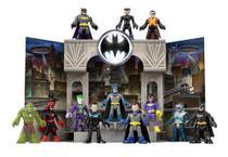 Playset Conjunto Surpresa Gotham City Imaginext Mattel Gnn43 - Brinquedos