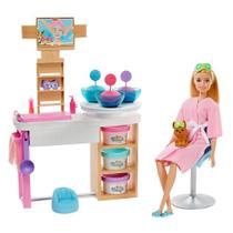 Playset da Barbie - Dia de Spa - Mattel -