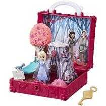 Playset - Disney - Frozen 2 - Quarto da Elsa - Pop Aventuras - Hasbro Copy -