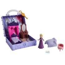 Playset - Disney - Frozen 2 - Quarto da Elsa - Pop Aventuras - Hasbro -