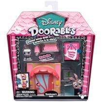 Playset Doorables Disney A Cafeteria Cafe Jumbo da Dtc 5083 -