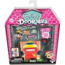 Playset Doorables Disney A Oficina do Pinoquio da Dtc 5083 -