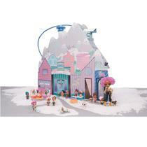 Playset e Mini Bonecas LOL Surprise! - LOL Chalet - Winter Disco - 95 Surpresas - Candide -