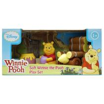 Playset e Mini Boneco Ursinho Pooh Disney - DWP001 -