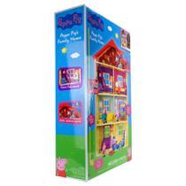 Playset e Mini Figura - Casa Gigante - Peppa Pig - Sunny -